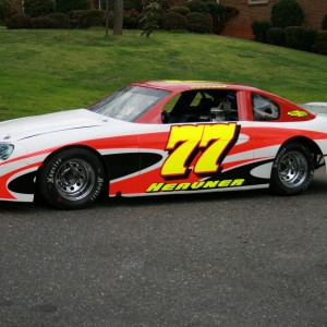 Ryan Heavner ( Pro Challenge Cup Series Car )
