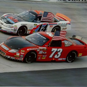 Ryan Heavner - Bristol Motor Speedway ( USAR Pro Cup )