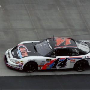 Ryan Heavner USAR Pro Cup ( Bristol Motor Speedway )