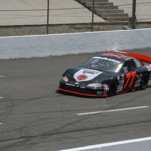 2012 Ryan Heavner CARS Pro Cup Series ( Motor Mile Speedway )