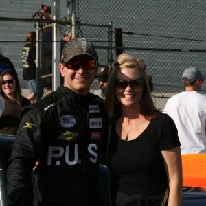 2012 Ryan Heavner CARS Pro Cup Series ( Motor Mile Speedway )
