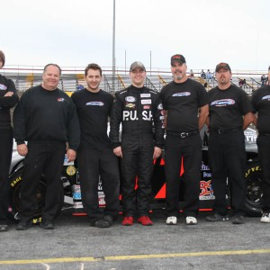 2012 Ryan Heavner Jeff's Auto Sales Representatives (Hickory Motor Speedway)