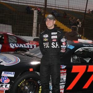 2012 Ryan Heavner Rev-Oil Pro Cup (Hickory Motor Speedway)
