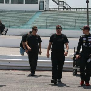2012 Ryan Heavner Rev-Oil Pro Cup Series (Myrtle Beach Speedway)