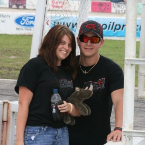 2012 Ryan Heavner Rev-Oil Pro Cup Series (Myrtle Beach Speedway) Devoted Fans 1