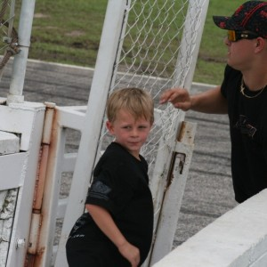 2012 Ryan Heavner Rev-Oil Pro Cup Series (Myrtle Beach Speedway) Devoted Fans 2
