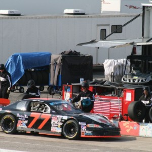 2012 Ryan Heavner Rev-Oil Pro Cup Series (Myrtle Beach Speedway) Pit Stops