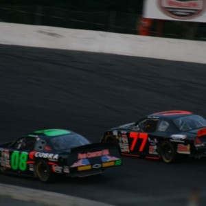 Ryan Heavner Caraway Speedway ( Cars Pro Cup Series )