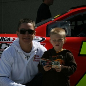 ARCA Ryan Heavner Push Foundation Promotion