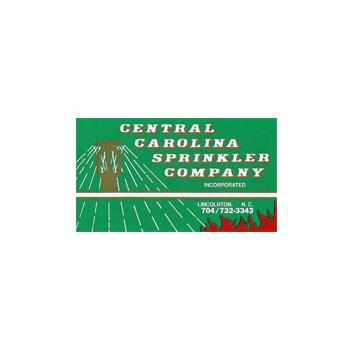 Central Carolina Sprinkler Company Logo