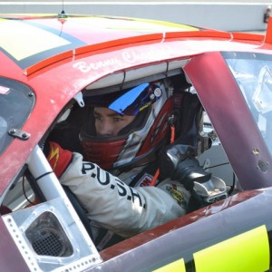 Ryan Heavner NASCAR Nationwide and ARCA Test