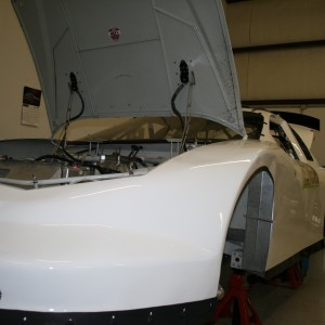 Ryan Heavner Racing Racecar Build ( ARCA Racing Series )