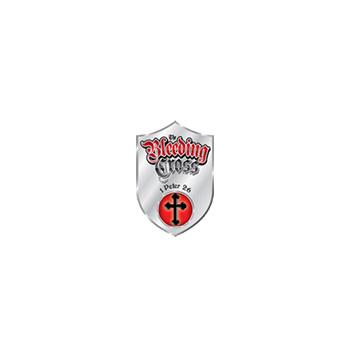 The Bleeding Cross Logo