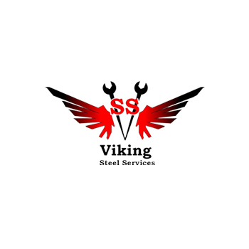 Viking Steel Services Logo