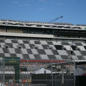 Ryan Heavner ARCA Daytona Testing