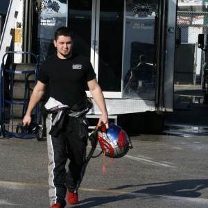 Ryan Heavner ARCA Driver