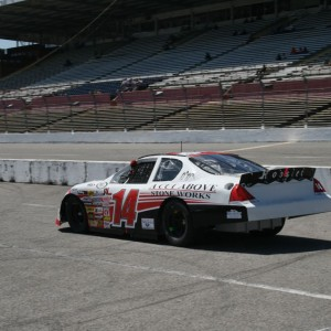 Ryan Heavner ARCA Racing Fairgrounds Speedway Nashville