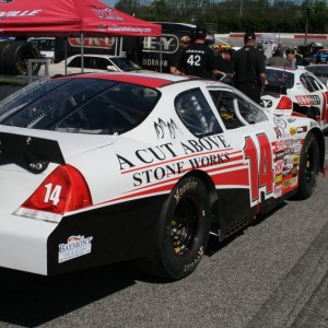 Ryan Heavner ARCA Racing Series A Cut Above Stoneworks