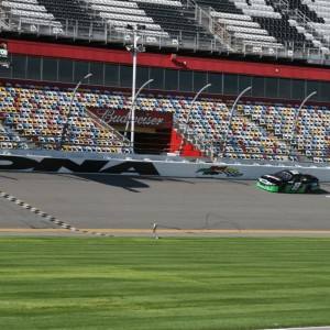 Ryan Heavner ARCA Racing Series Daytona International SpeedwayTesting