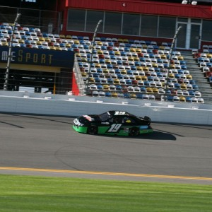 Ryan Heavner ARCA Racing Series Daytona Testing