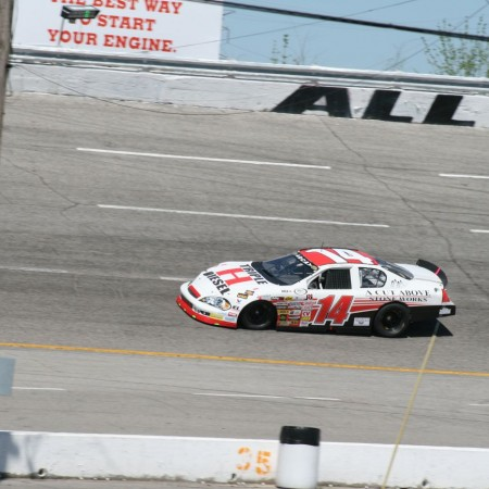 Ryan Heavner ARCA Racing Series Fairgrounds Speedway Nashville