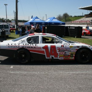 Ryan Heavner ARCA Racing Series Fairgrounds Speedway Nashville Short Track