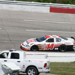 Ryan Heavner ARCA Racing Series Fairgrounds Speedway Nashville TN