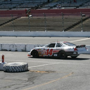 Ryan Heavner ARCA Racing Series Racecar