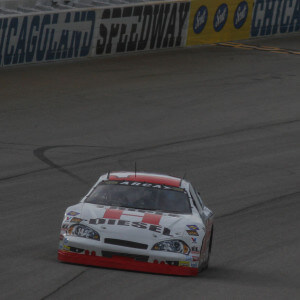 Ryan Heavner Chicagoland Speedway ARCA Racing Series Car Photo