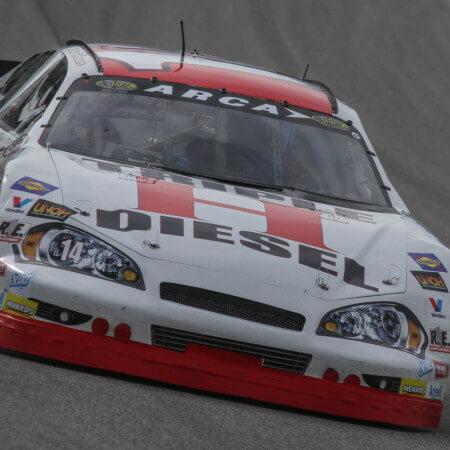 Ryan Heavner Chicagoland Speedway ARCA Racing Series Car Photos
