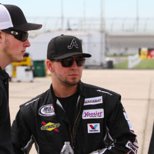 Ryan Heavner Chicagoland Speedway ARCA Racing Series Driver Photos