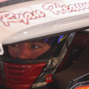 Ryan Heavner Chicagoland Speedway ARCA Racing Series Photos