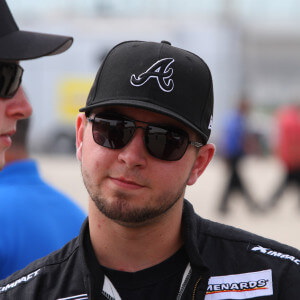 Ryan Heavner Chicagoland Speedway ARCA Racing Series Portrait Photos