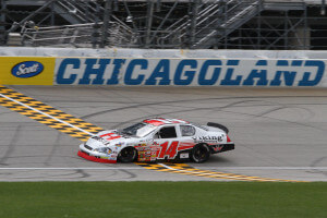 Ryan Heavner Chicagoland Speedway Photos