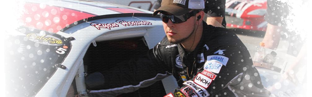 Ryan Heavner ARCA Driver Website Link