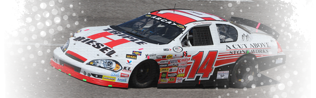 Ryan Heavner ARCA Driver Websites