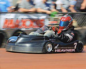 Ryan Heavner - Maxxis Nationals Karting Photo