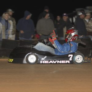 Ryan Heavner 2017 Season - Dirt Karting