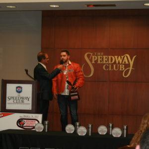 Ryan Heavner Charlotte Motor Speedway