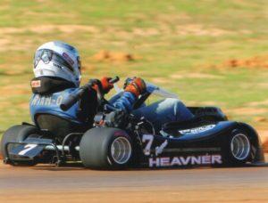Ryan Heavner Kart Racer