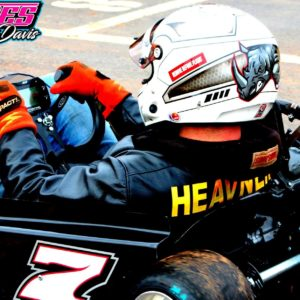 Ryan Heavner - Karting