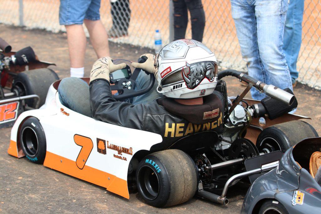 Ryan Heavner - 7 Kart