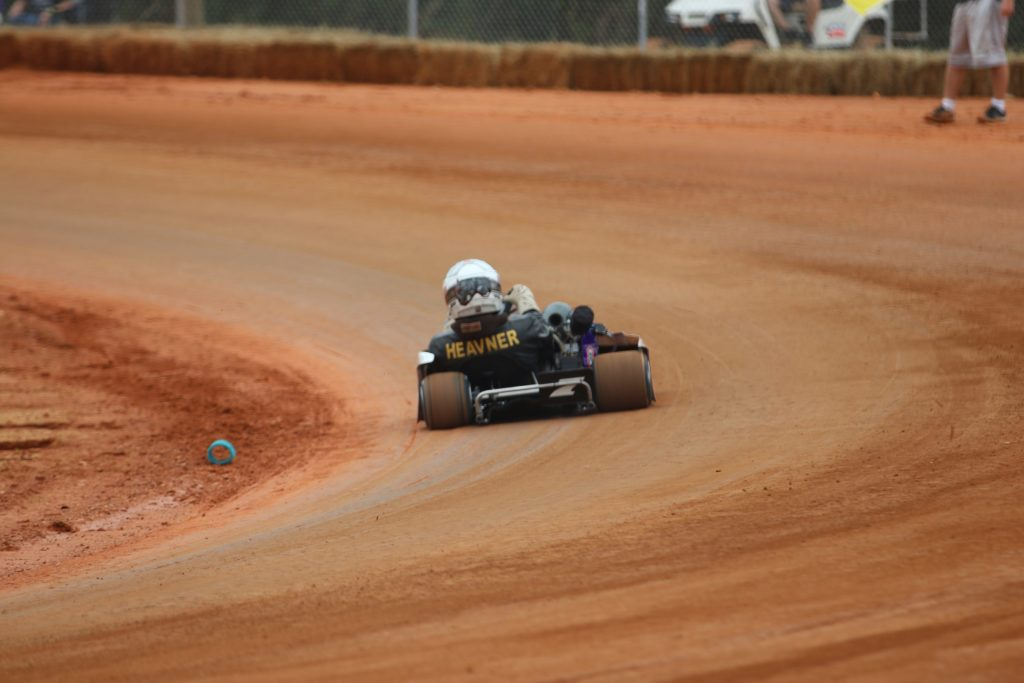Ryan Heavner - Dirt Oval Kart