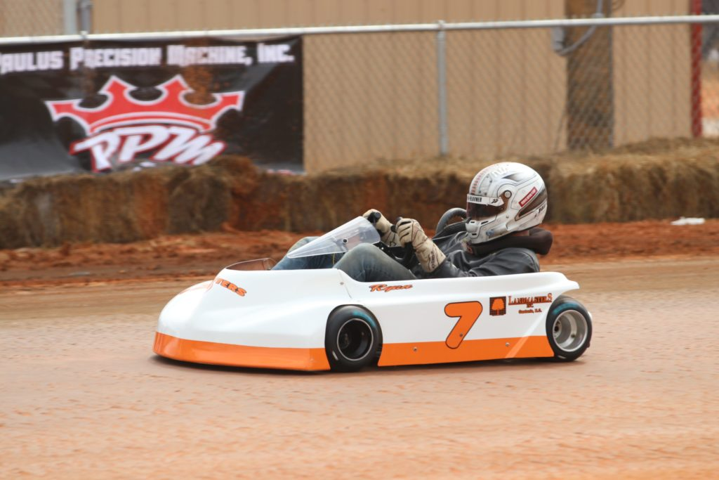 Ryan Heavner - Hooters Kart