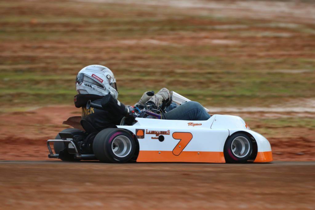 Ryan Heavner - Kart Racing